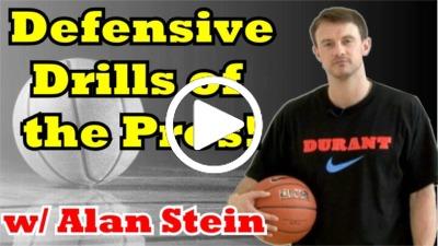 alan stein speed training