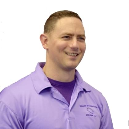 Personal Trainer and Nutrition Coach Chad