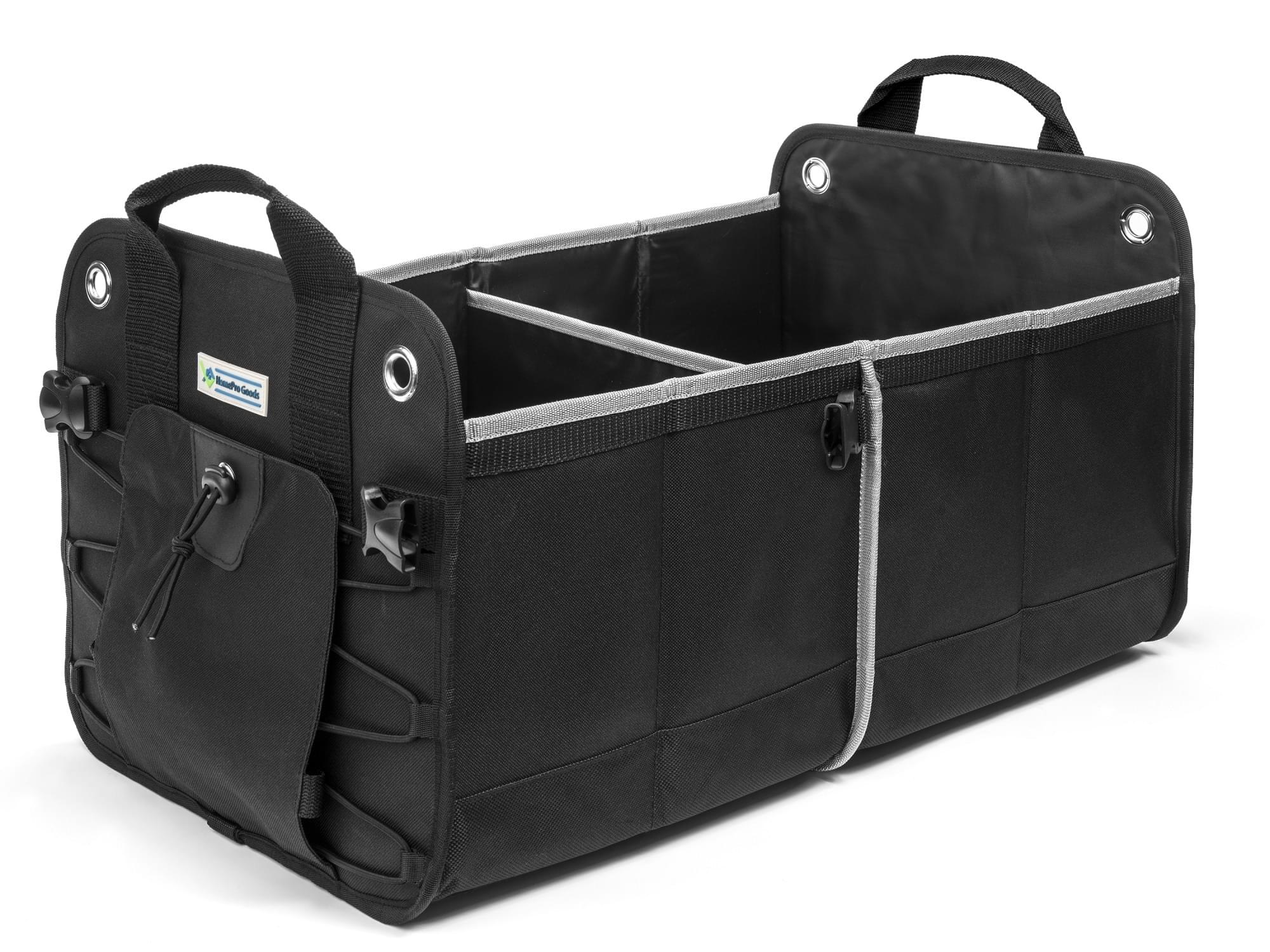 Large Trunk Organizer shown on white background