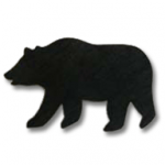 Grizzly Bear Applique