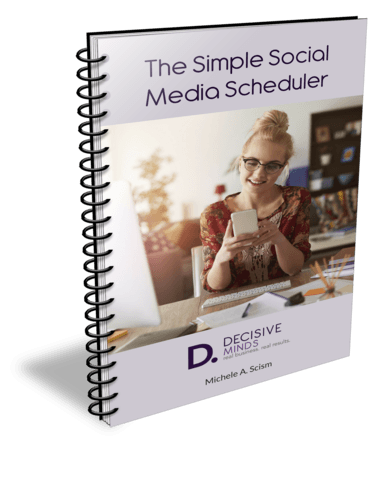 Simple Social Media Scheduler