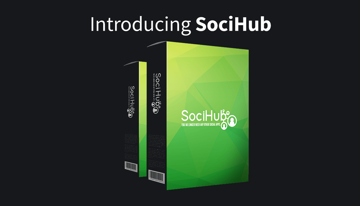 Soci Hub - The one stop shop for creating viral traffic from all the top social media platforms, easy to use & simple to utilise all the networks without leaving any of the top ones out.