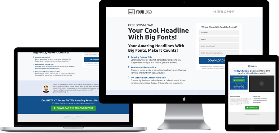 ClickFunnels Share Funnels - Network Marketing Bridge Funnel