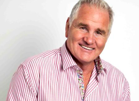Brent Pope, New Zealand, analyst, charity , speaker, happy male