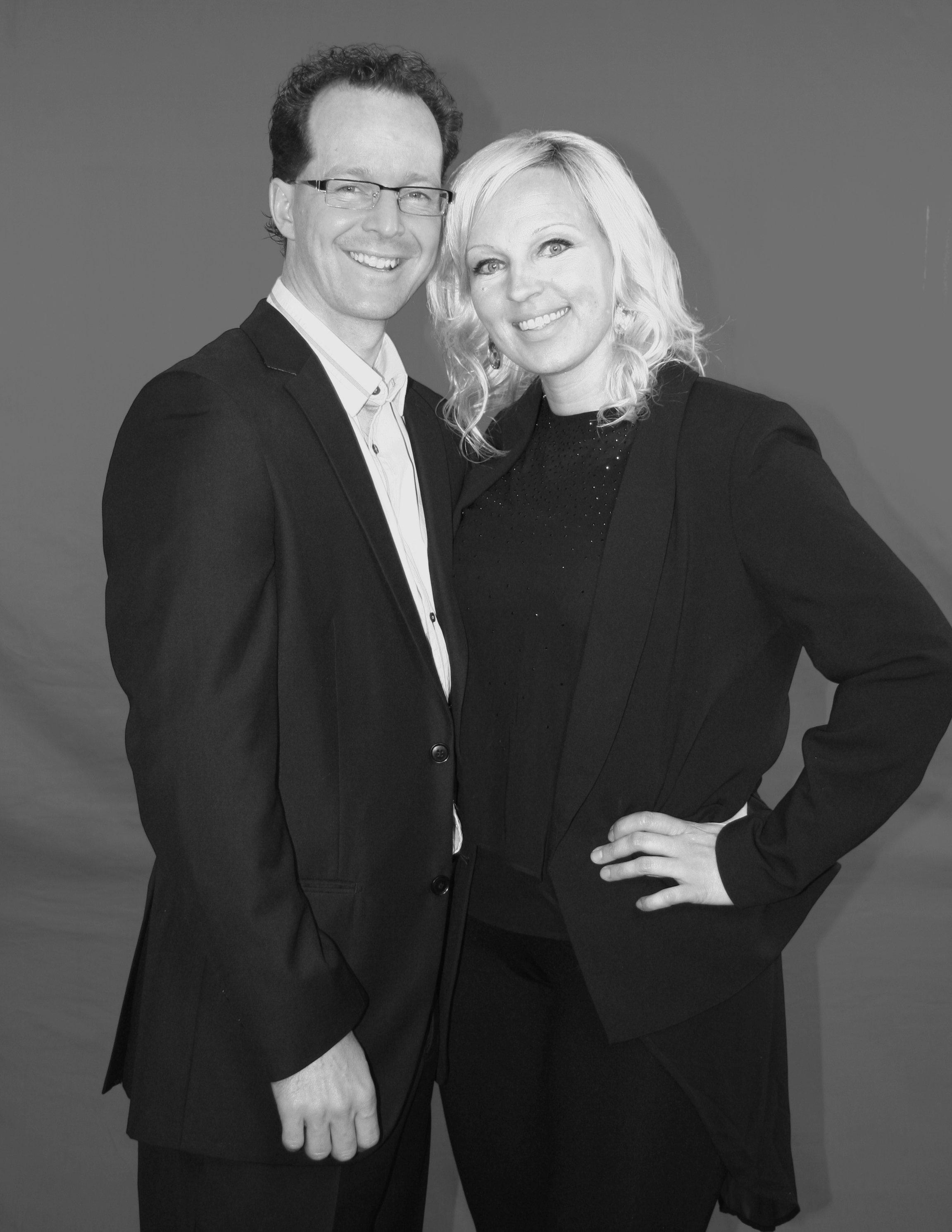 Dr. Luc Lemire & Nancy Penttila