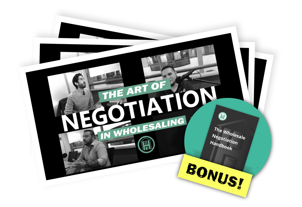 The Art of Negotiation in Wholesaling