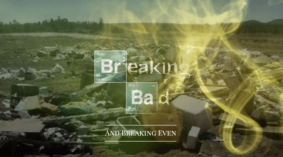 Breaking Bad & Breaking Even 1/5