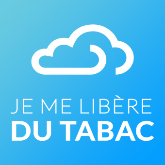 Je Me Libère Du Tabac Logo
