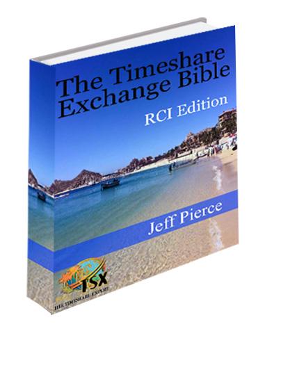 rci timeshare exchange bible