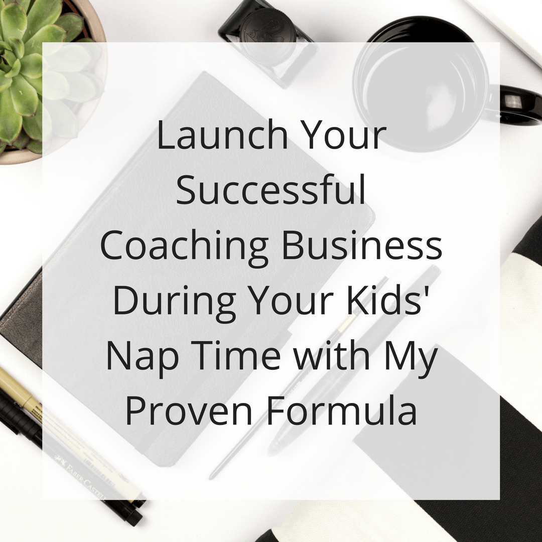 Launch Your Coaching Biz