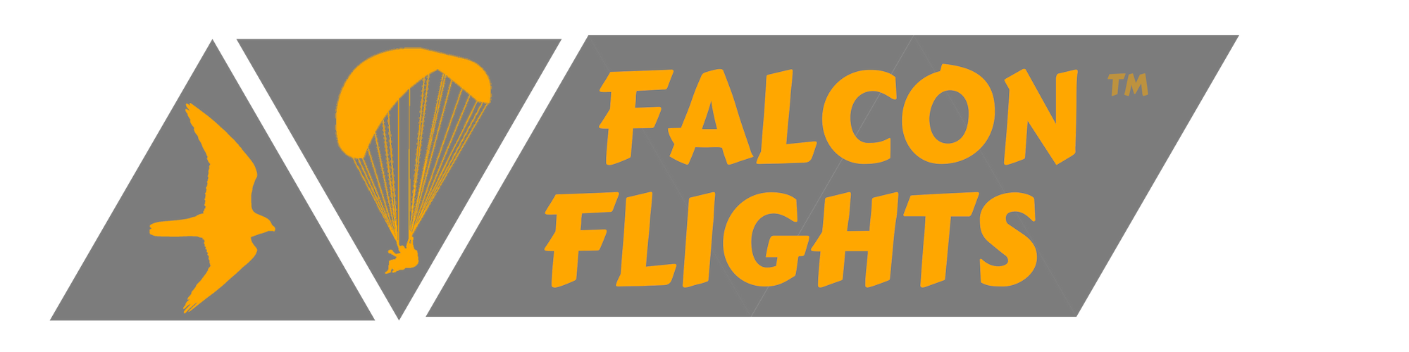 falcon flights logo