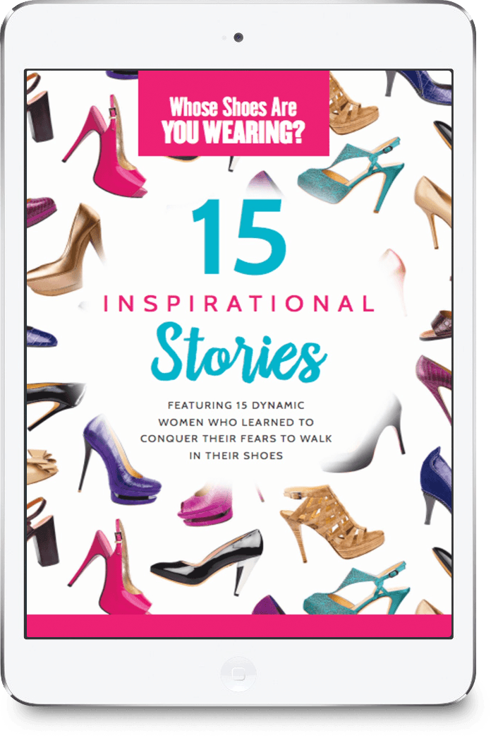 15 Inspirational Stories - Whose Shoes