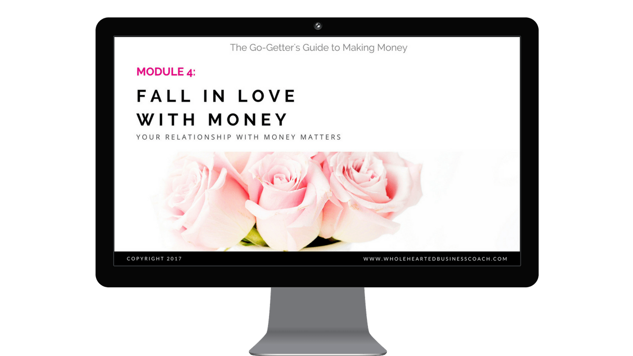 Fall in love with Money