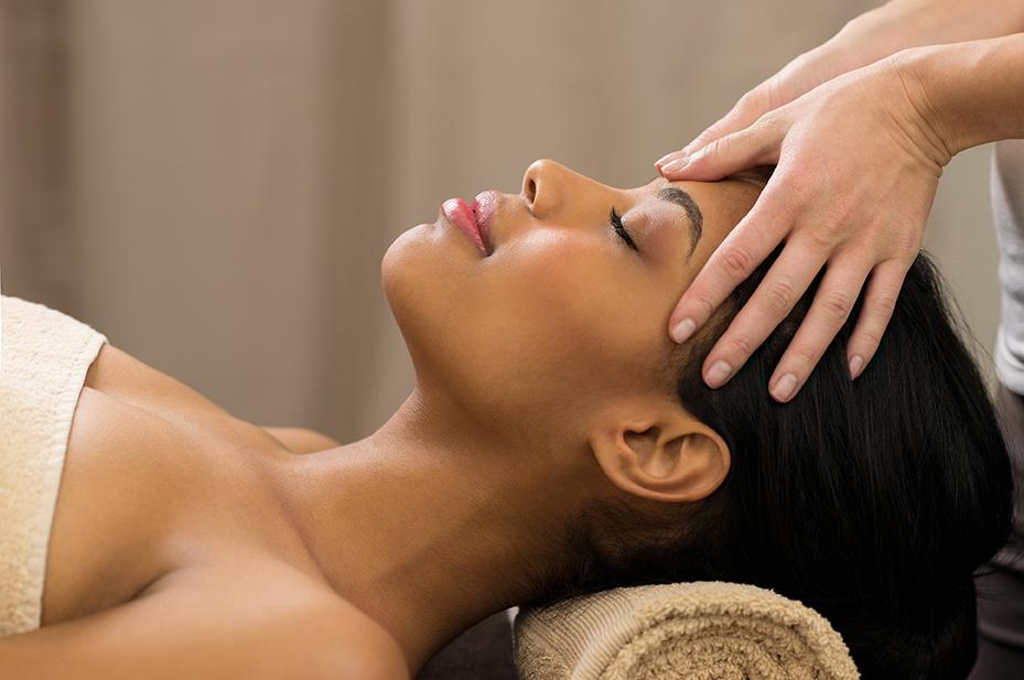 detox retreat massage