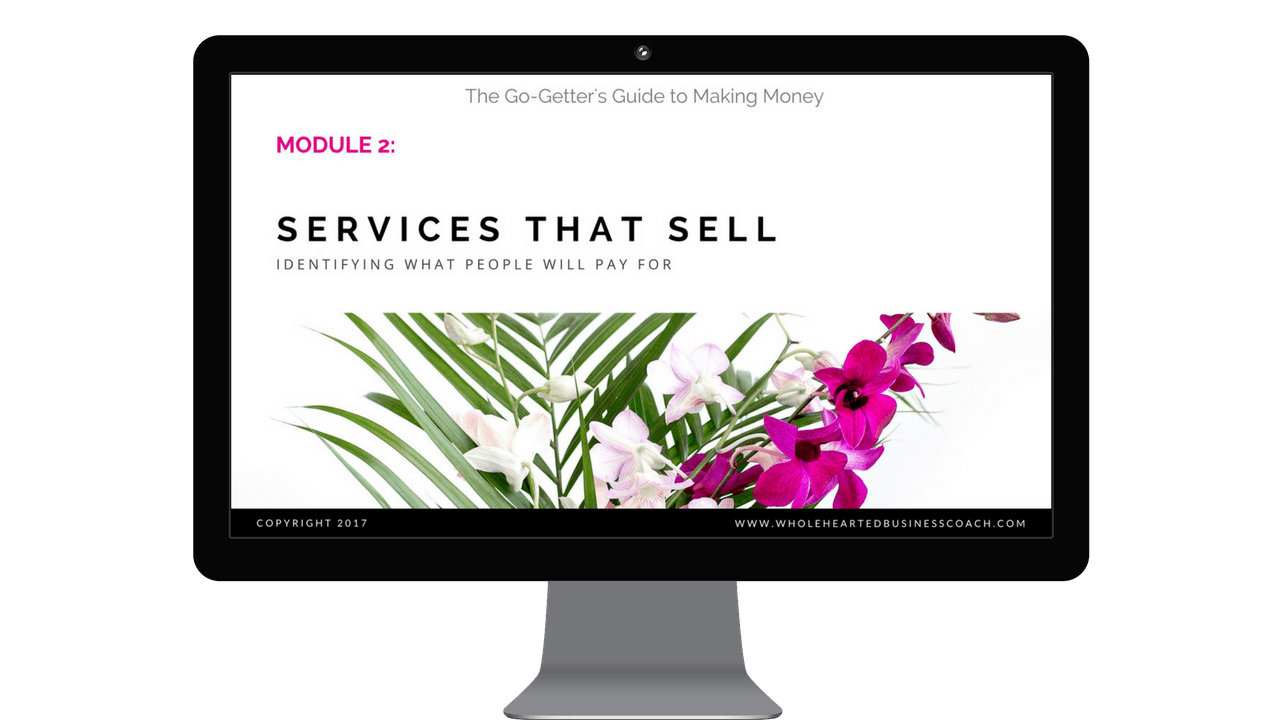 Services that Sell