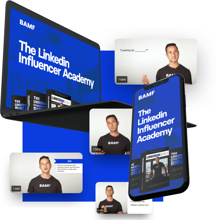 The LinkedIn Influencer Academy