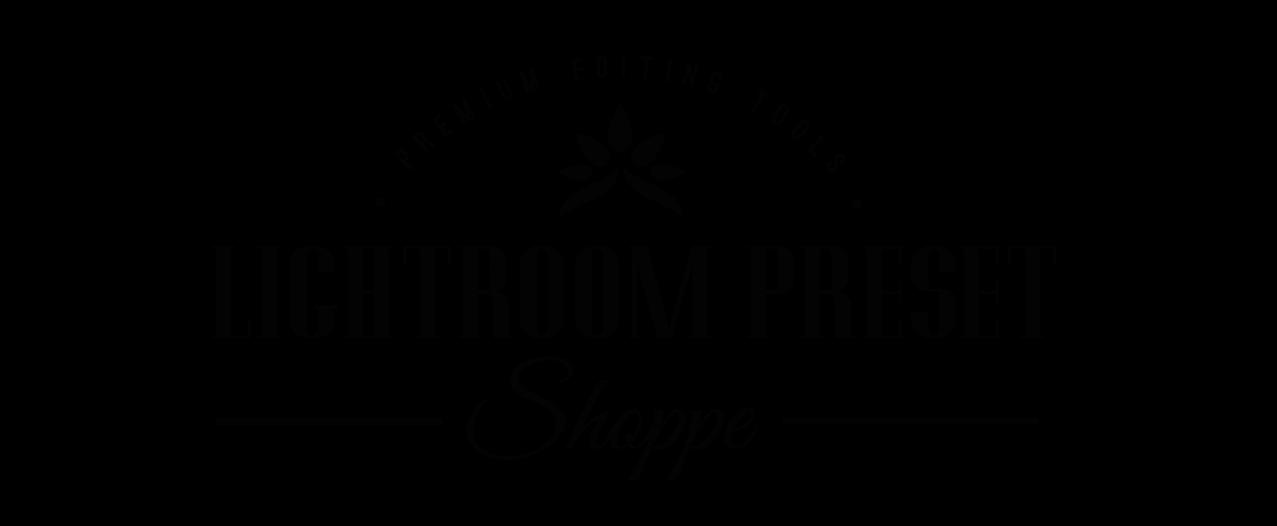 Lightroom Preset Shoppe