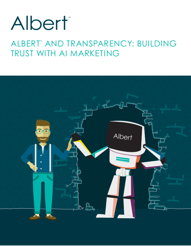 Albert And Transparency: Building Trust With AI Marketing