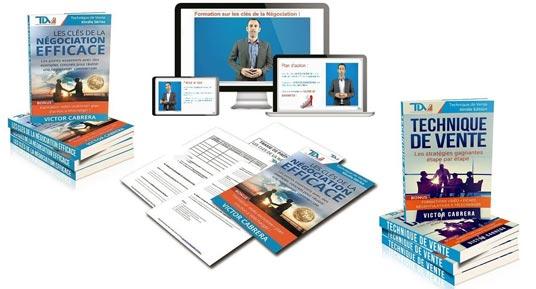 technique de vente pdf