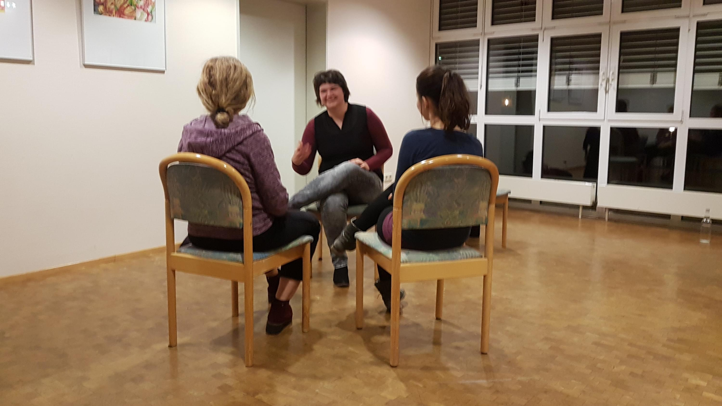 Authentic Relating Games Night, Thomas Liller 01/2020