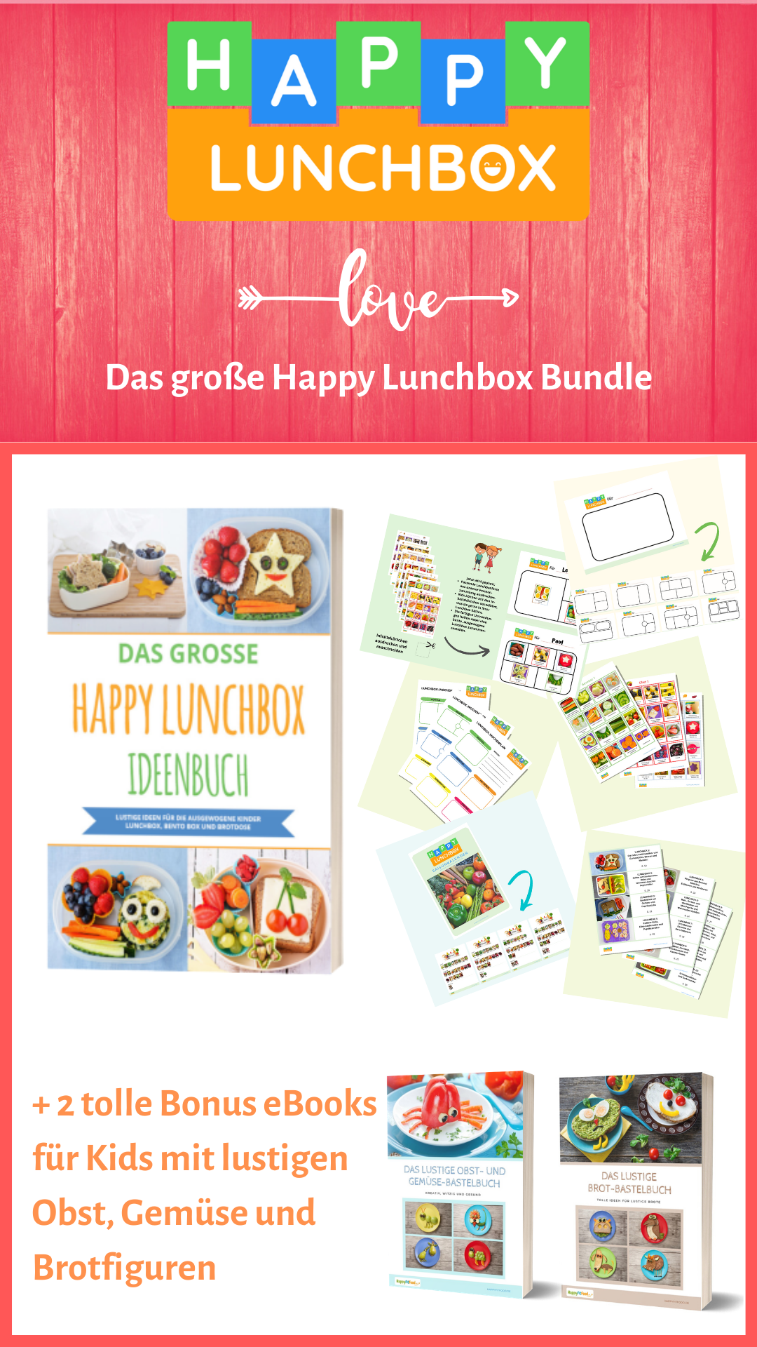 Happy LunchBox Bundle