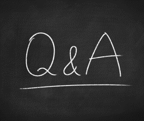 Monthly LIve Q&A Calls