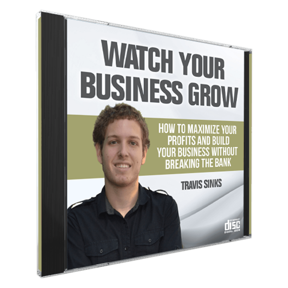 Listen to the interview: Watch your business grow: How to maximize your profits and build your business without breaking the bank
