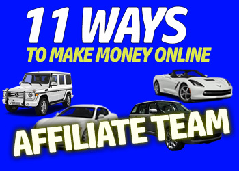 Become an affiliate and win your dream car