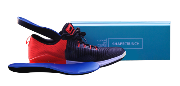 ShapeFit Insoles for Sports