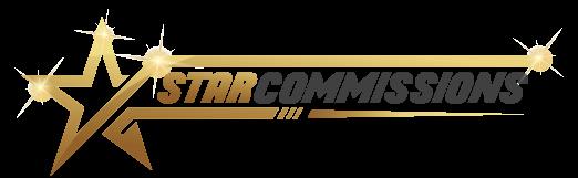 Star Commissions logo