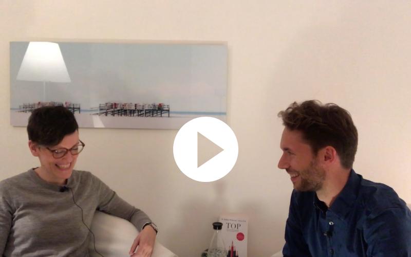 Interview Kirstin und David