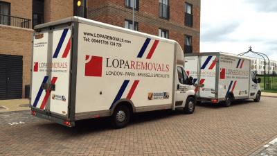 removals to paris