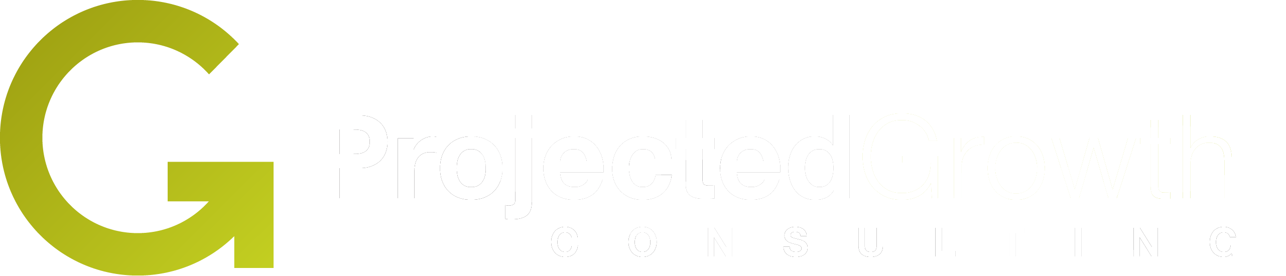 Projected Growth Consulting Logo