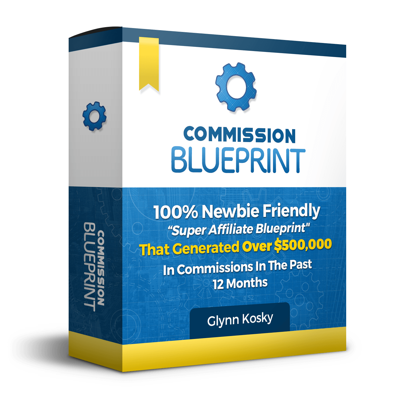 what is commission blueprint