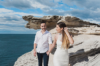 Sam and Damien's Pre-Wedding Photography Session