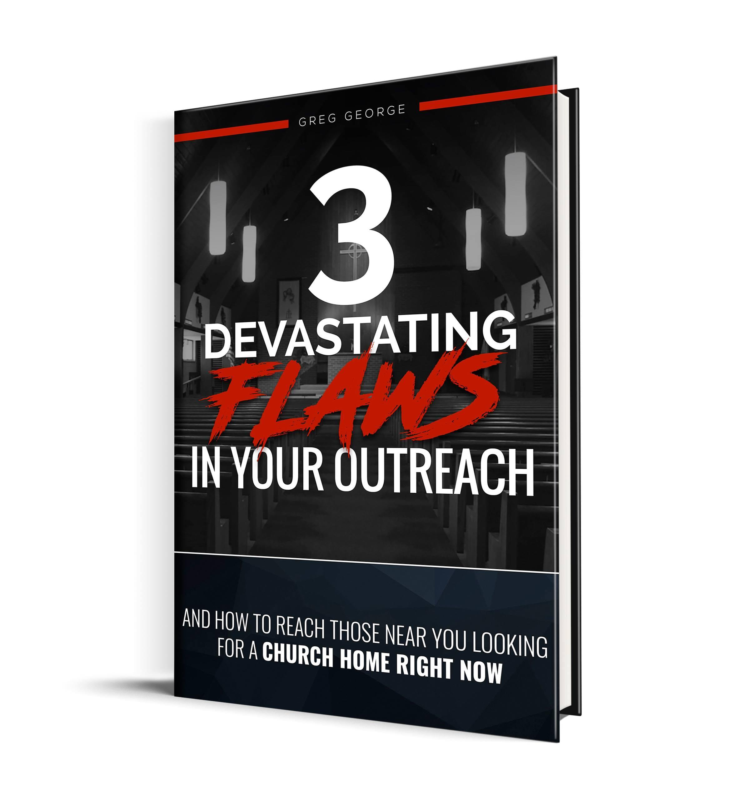 3 Devastating Flaws In Your Church Growth