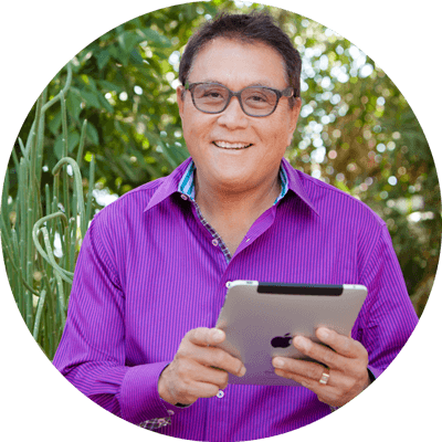 Robert Kiyosaki - Best-Selling Author & Founder of The Rich Dad Company