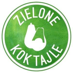 Zielone koktajle logo
