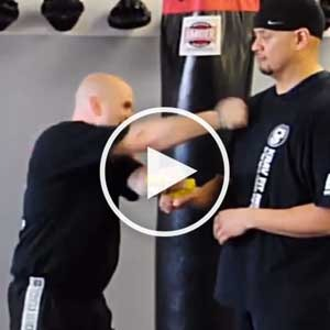 Krav Maga Gun Defense Seminar from 2012