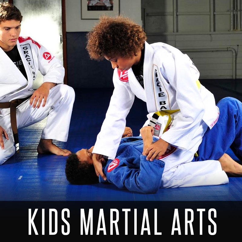 Kids Martial Arts Classes In Whittier