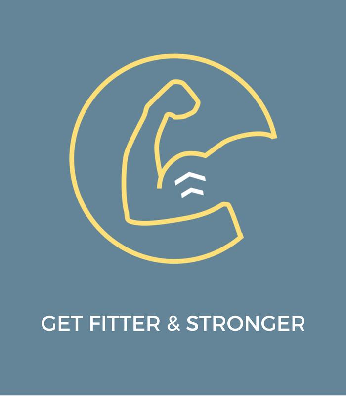 Get stronger & leaner