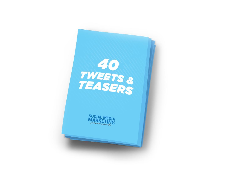 3Social Sumo 40 Tweets teasers
