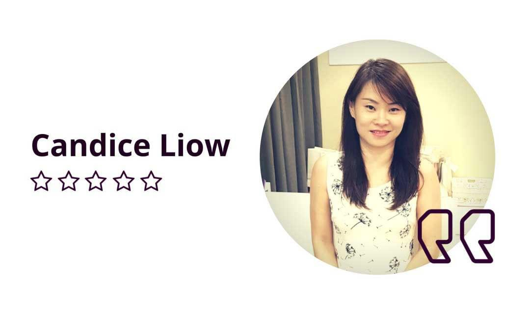 Candice Liow D'Elegance Testimonial: Awesome Customer Service And A Fruitful Visit