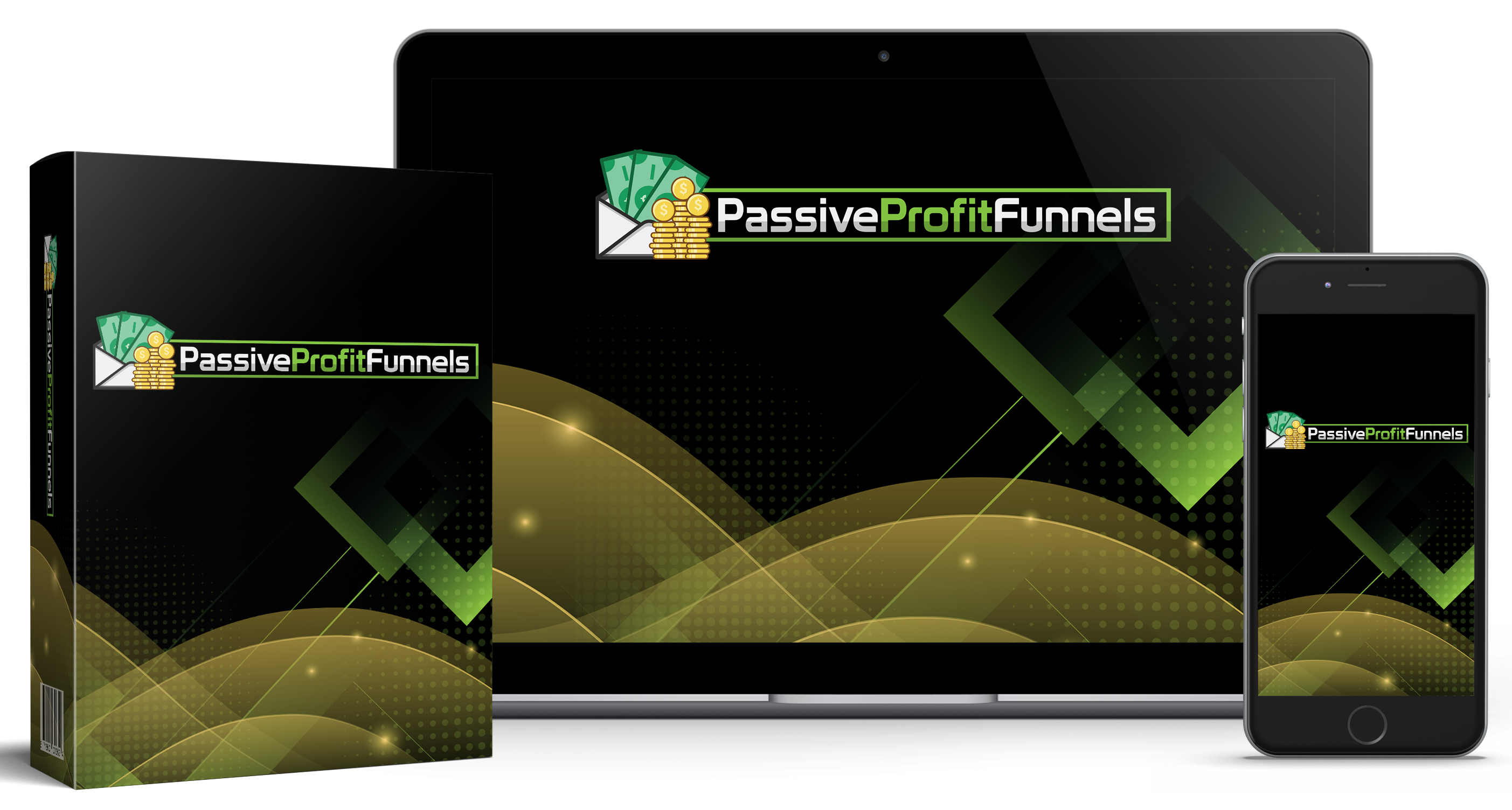Passive Profit Funnels is an all-inclusive system for building subscriber lists and making affiliate commissions in a wide range of niches. It comes loaded with a cloud-based software, Multiple Done-For-You funnels, a database of stunning landing pages and premium lead magnets, plus step-by-step training that's simple to follow