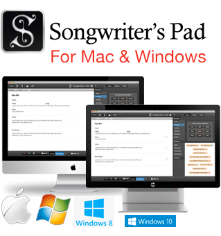 Songwriter's Pad Songwriting App