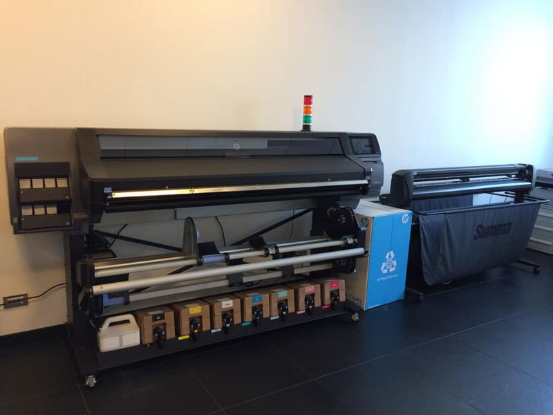 Fenix print lab hp latex 570 e summacut