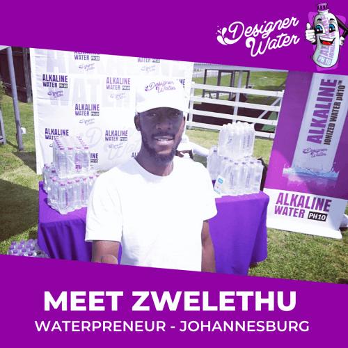 zwelethu waterpreneur