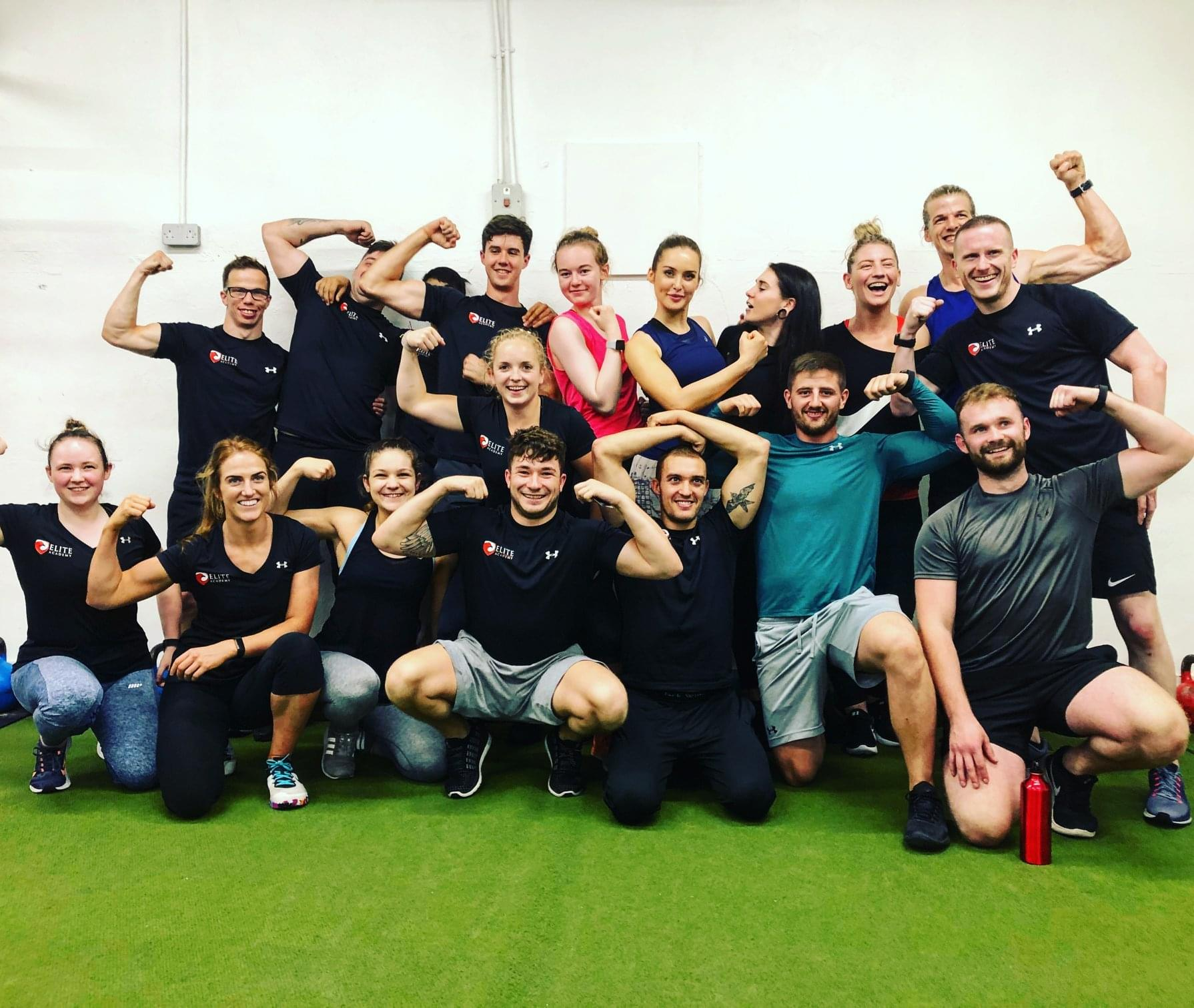 roz purcell elite Pt course