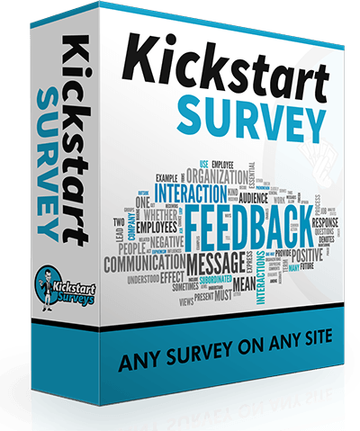KickStart Survey Web Based Software