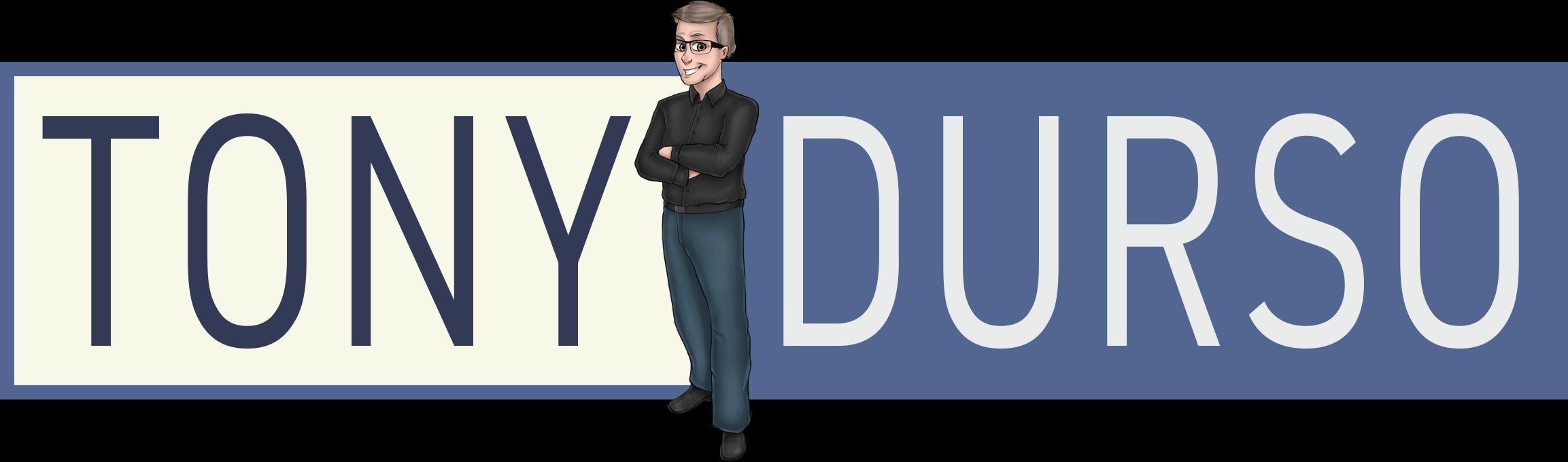 Tony DUrso logo